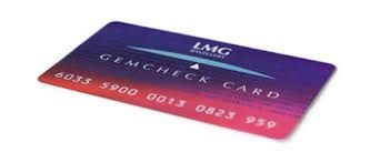 Image result for lmg gem check card logo